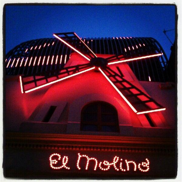 Foto tomada en El Molino por Jo C. el 8/2/2012