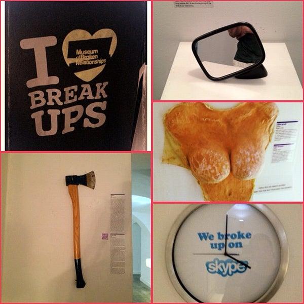 9/11/2012 tarihinde Leonardo F.ziyaretçi tarafından Muzej prekinutih veza | Museum of Broken Relationships'de çekilen fotoğraf