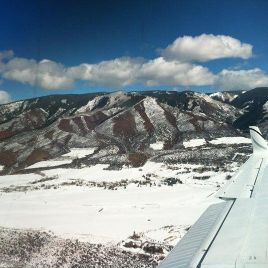 Photo prise au Aspen/Pitkin County Airport (ASE) par Juan Pablo le2/16/2012