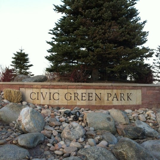 Highlands Ranch Town Center: Park In Highlands Ranch