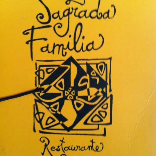 Foto tirada no(a) La Sagrada Família por Saulo M. em 8/21/2012