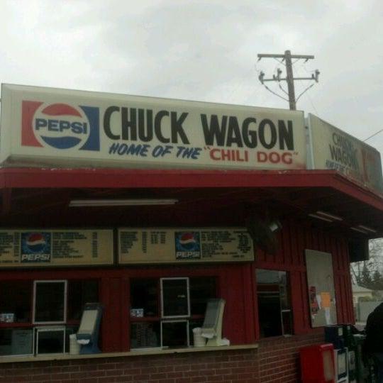 Chuck Wagon - 1203 Academy Ave