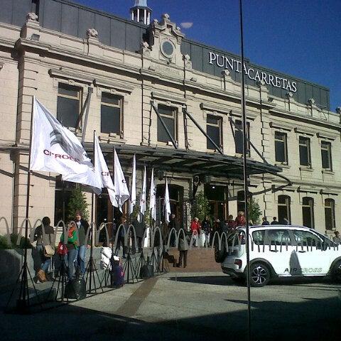 Foto tirada no(a) Punta Carretas Shopping por Federico Ignacio M. em 9/9/2012