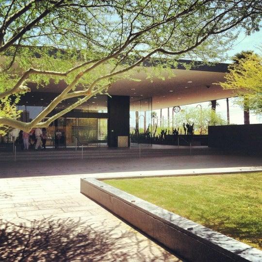 Снимок сделан в Phoenix Art Museum пользователем mihir b. 4/29/2012
