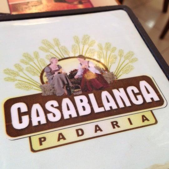 Foto scattata a Padaria Casablanca da Rubens G. il 3/5/2012