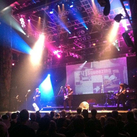 Снимок сделан в House of Blues пользователем David P. 4/14/2012