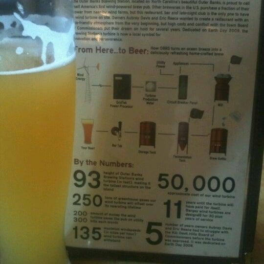 6/23/2012에 Anthony P.님이 Outer Banks Brewing Station에서 찍은 사진