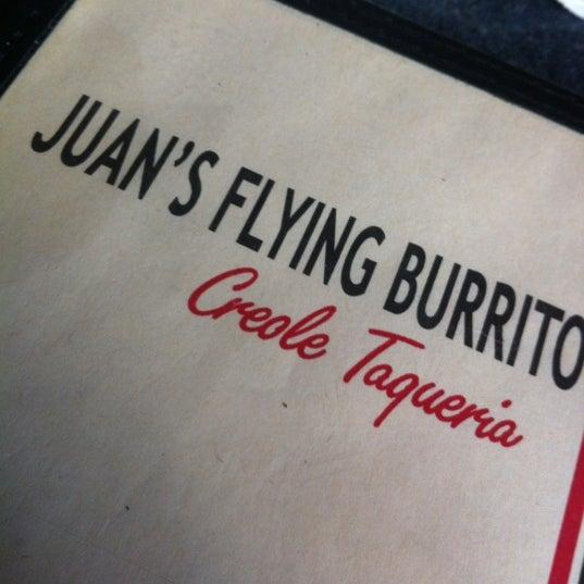 5/5/2012にmichael c.がJuan's Flying Burritoで撮った写真