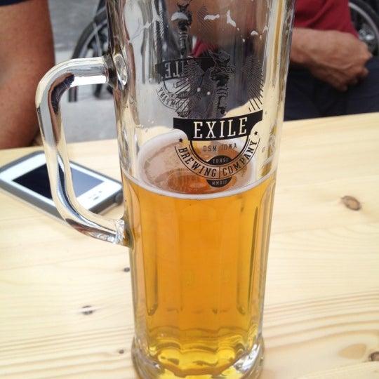Das Foto wurde bei Exile Brewing Co. von Todd B. am 8/11/2012 aufgenommen