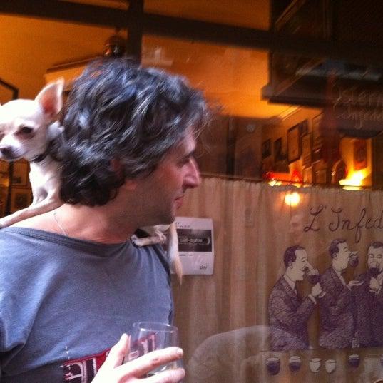 3/15/2012にYulishka F.がL'Infedeleで撮った写真