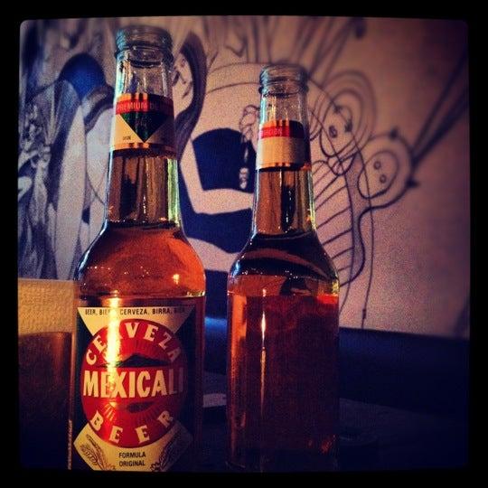 Pidan la cerveza Mexicali, artesanal de lujo!