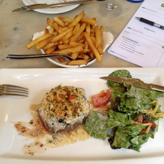 Photo prise au Restaurant de l'Ogenblik par Philip G. le4/10/2012