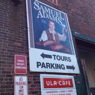 Photo prise au Samuel Adams Brewery par Mark H. le8/3/2012