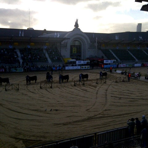 7/27/2012にJavier P.がLa Rural - Predio Ferial de Buenos Airesで撮った写真