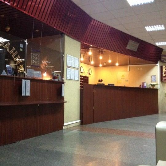 5/4/2012 tarihinde Владимир И.ziyaretçi tarafından Готель «Славутич»  / Slavutych Hotel'de çekilen fotoğraf