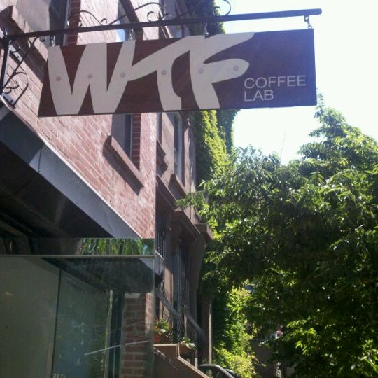 Foto tirada no(a) WTF Coffee Lab por Joe M. em 5/20/2012