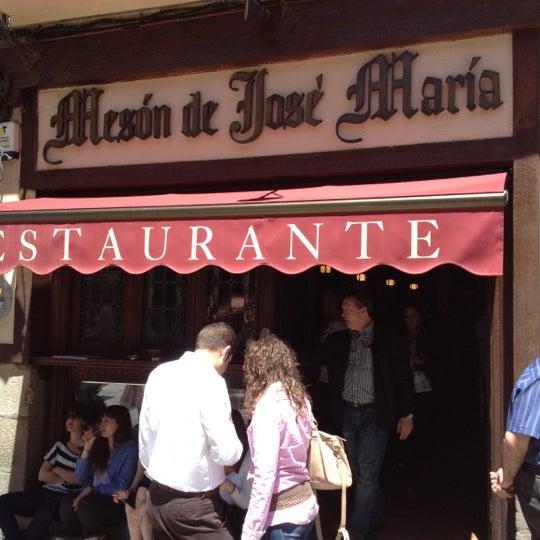 5/15/2012에 David A.님이 Restaurante José María에서 찍은 사진