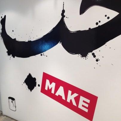 รูปภาพถ่ายที่ MAKE Business Hub โดย Hilal C. เมื่อ 7/26/2012