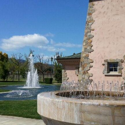 Photo prise au Peju Province Winery par Leonard N. le4/1/2012
