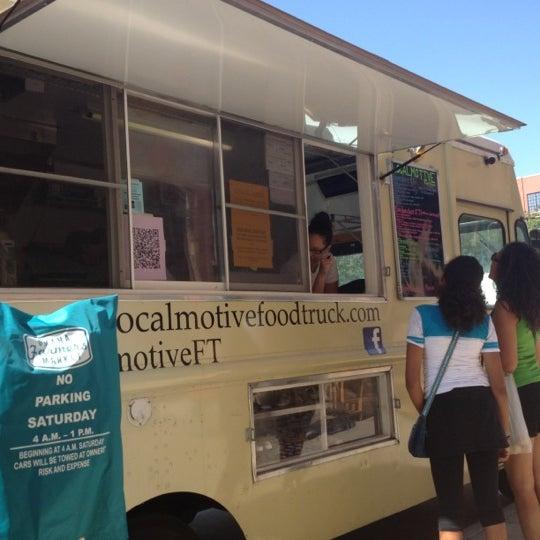 Omaha Food Trucks: Localmotive Food Truck (Now Closed)