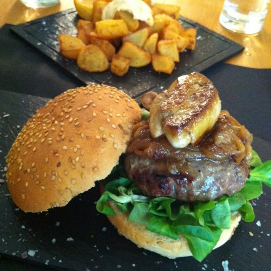 Las mejores hamburguesas de Barcelona. Probad la Dalí, no os arrepentiréis