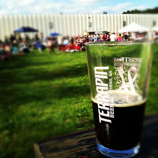 Foto scattata a Terrapin Beer Co. da Gina il 3/24/2012