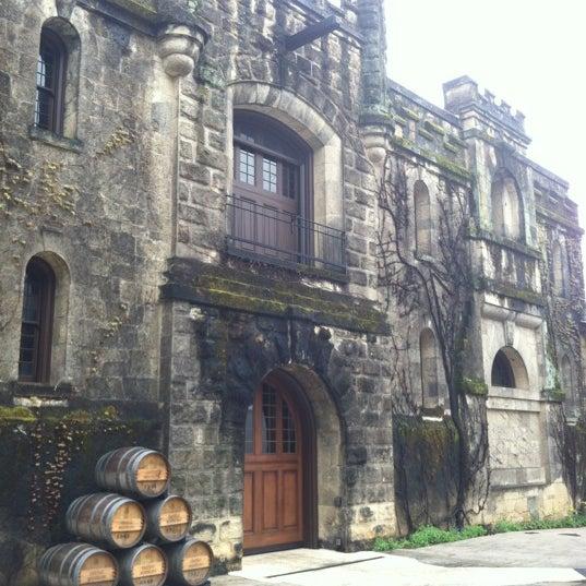 Снимок сделан в Chateau Montelena пользователем Katie O. 3/31/2012