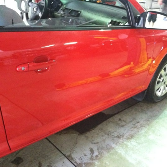 Photo Taken At Nip Tuck Auto Detailing By Tim V On 6 22