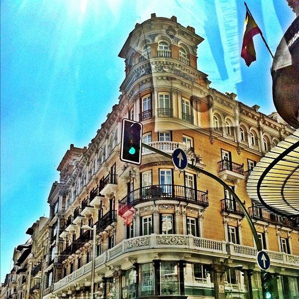 Foto scattata a Hotel de las Letras da Roberto D. il 6/1/2012