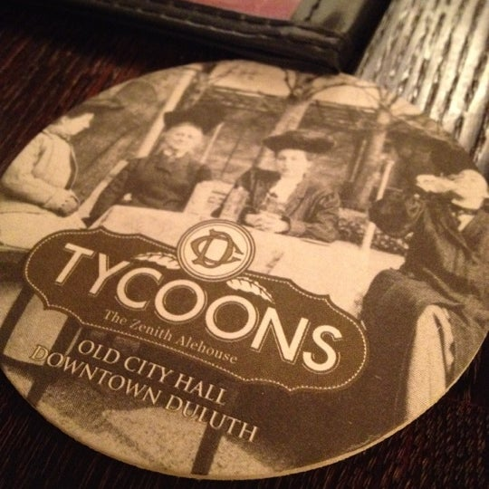 Tycoon's Zenith Alehouse (Now Closed) - Downtown Duluth