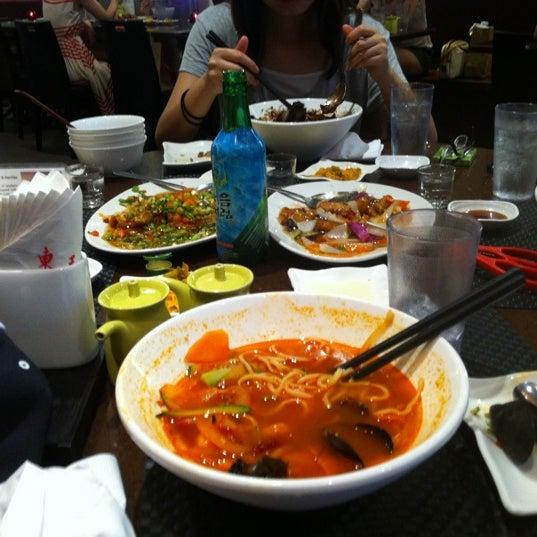 Das Foto wurde bei Dong Chun Hong von SB H. am 6/30/2012 aufgenommen