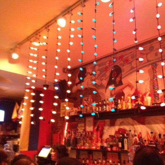 Das Foto wurde bei Bogota Latin Bistro von Dolores am 4/13/2012 aufgenommen