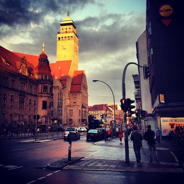 Rathaus Berlin-Neukölln