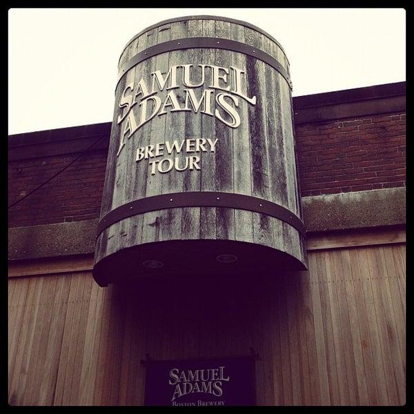 Photo prise au Samuel Adams Brewery par Jonathan O. le7/7/2012