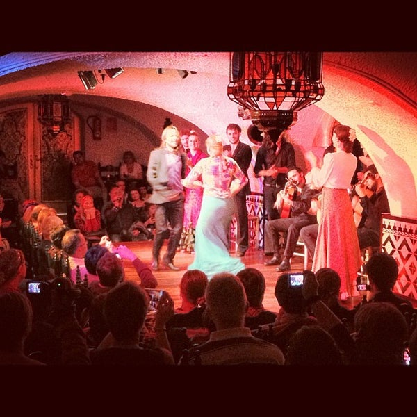 Снимок сделан в Palacio del Flamenco пользователем Abdulaziz A. 5/7/2012