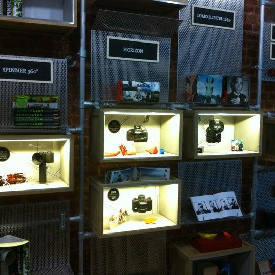 Photo prise au Lomography Embassy Store Istanbul par Eren S. le5/13/2012