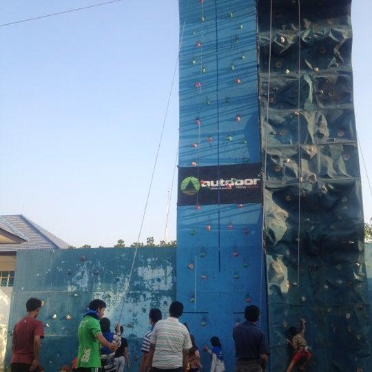 Photos At Wall Climbing Jalawira Surabaya Jawa Timur