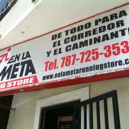 En La Meta Running Store - 3 tips from