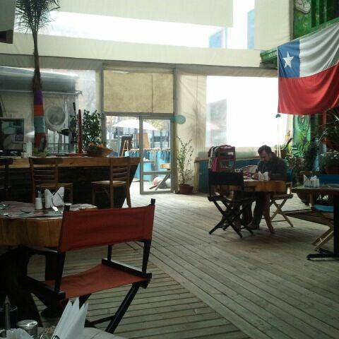 5/22/2012 tarihinde Aleziyaretçi tarafından Terraza Isidora Beach Club'de çekilen fotoğraf