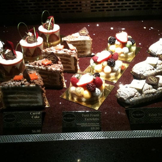 Foto tomada en Brasserie Pushkin por Luca DL el 7/10/2012