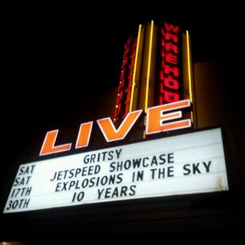 รูปภาพถ่ายที่ Warehouse Live โดย amy h. เมื่อ 6/10/2012