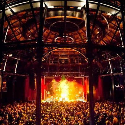 Chic and clean, with clever lighting and cool exposed brick, The Roundhouse certainly sets itself apart from Camden's other, perhaps less salubrious venues.