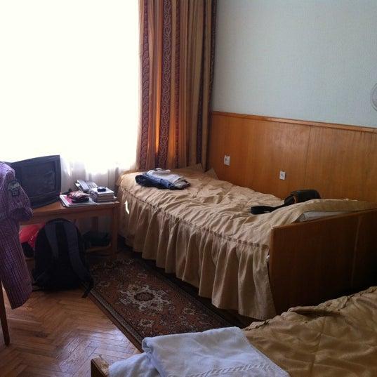 4/29/2012 tarihinde Катерина Г.ziyaretçi tarafından Готель «Славутич»  / Slavutych Hotel'de çekilen fotoğraf
