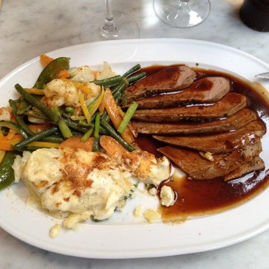 Photo prise au Restaurant de l'Ogenblik par Philip G. le2/16/2012
