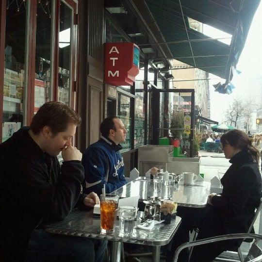3/18/2012 tarihinde Marleine P.ziyaretçi tarafından Good Enough to Eat'de çekilen fotoğraf