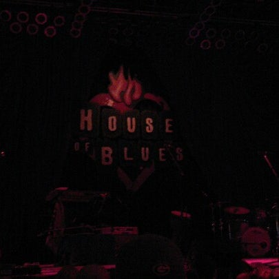 Foto tomada en House of Blues  por Scott G. el 7/8/2012