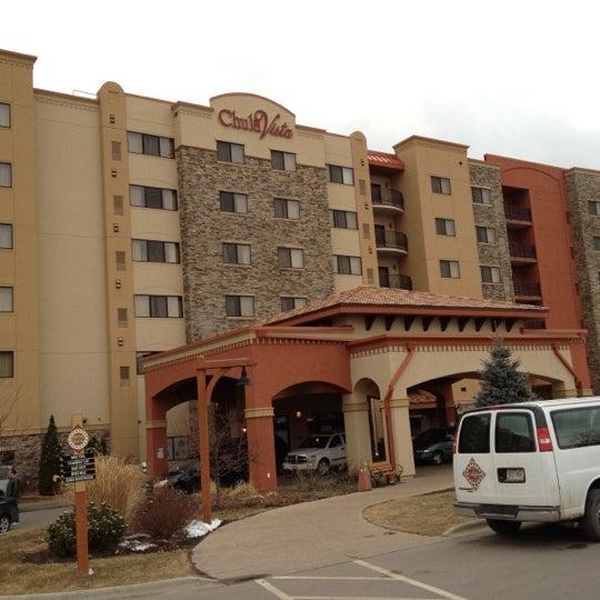 Снимок сделан в Chula Vista Resort пользователем Andrew B. 2/26/2012