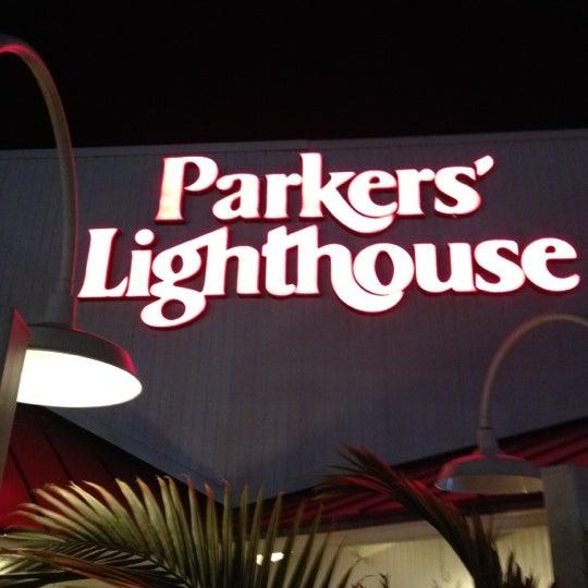 Снимок сделан в Parkers' Lighthouse пользователем Andre P. 3/22/2012