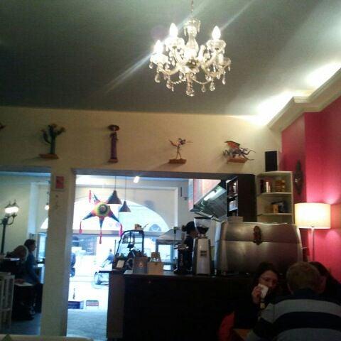 4/4/2012 tarihinde Rasso R.ziyaretçi tarafından Condesa'de çekilen fotoğraf