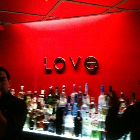 Photo prise au Love par José Pablo le9/2/2012